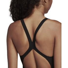 adidas Fit 3S Traje de Baño Mujer, negro